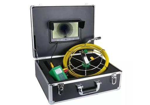 Atık su hatlarındaki arızaları görüntüleme yöntemiyle tespit yapılır.